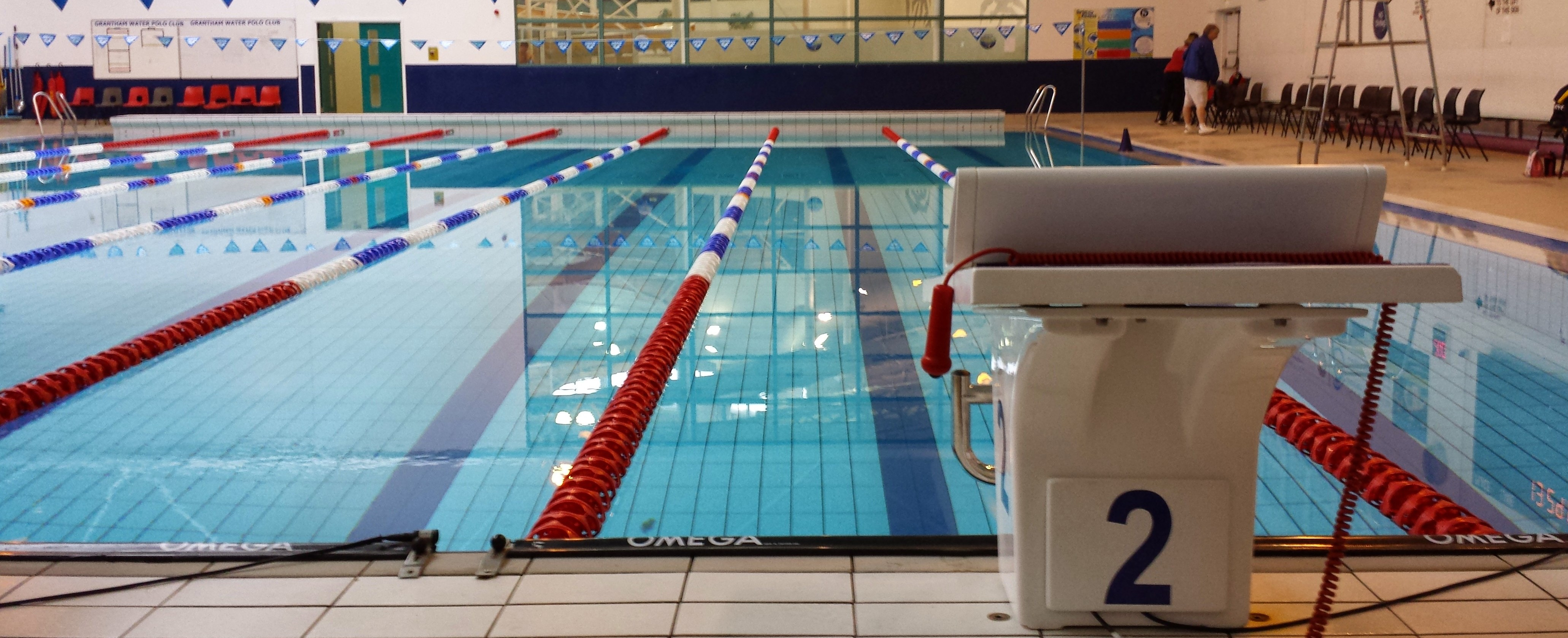 Join Grantham Swimming Club